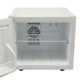 霜取り不要 小型冷蔵庫Peltism